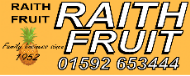 Raith Fruit logo